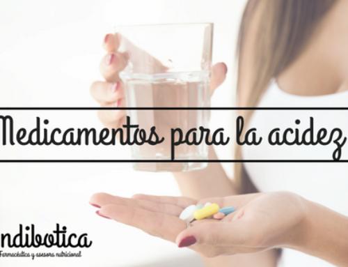 Los mejores medicamentos para la acidez